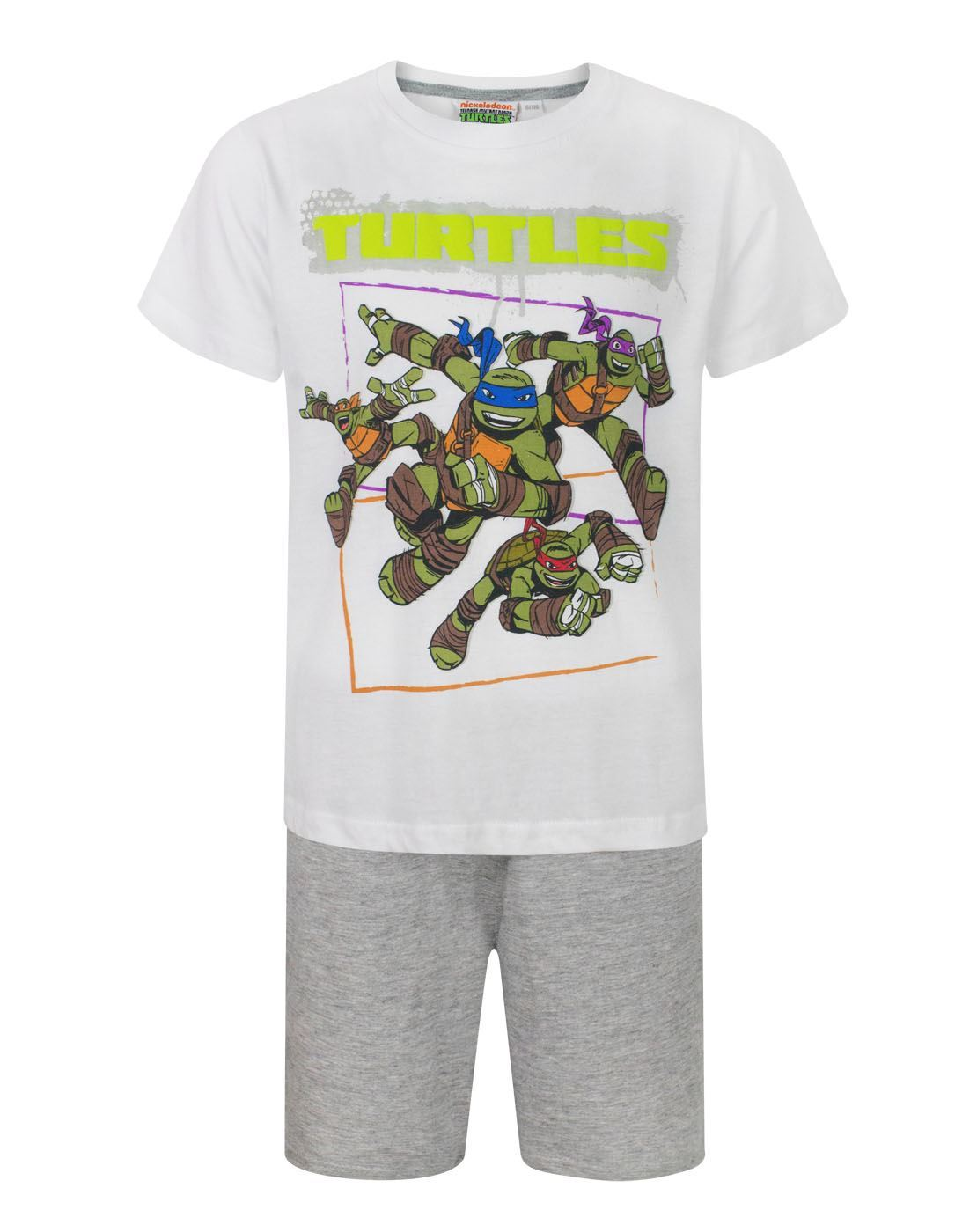 Teenage Mutant Ninja Turtles Group Boy s Pyjamas – Vanilla Underground 738fa238c