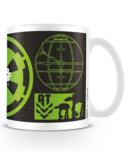 Star Wars Rogue One Empire Mug