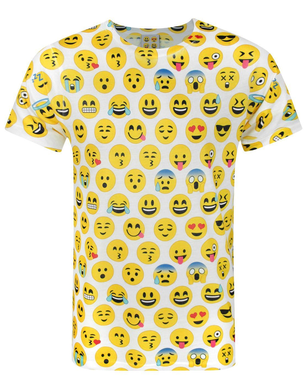 Emoticon Sublimation Men's T-Shirt