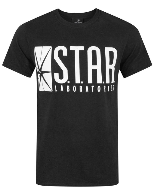 The Flash TV STAR Laboratories Men's T-Shirt