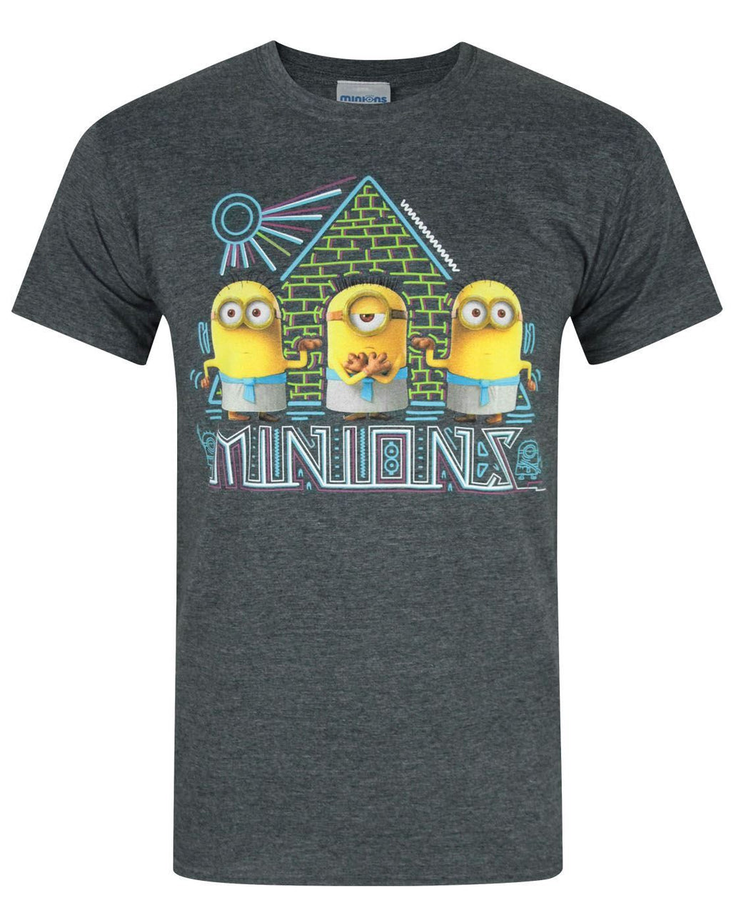 Minions Egyptian Men's T-Shirt