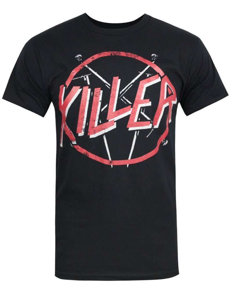 Kill Brand Killer Sprayer Crest Men's T-Shirt