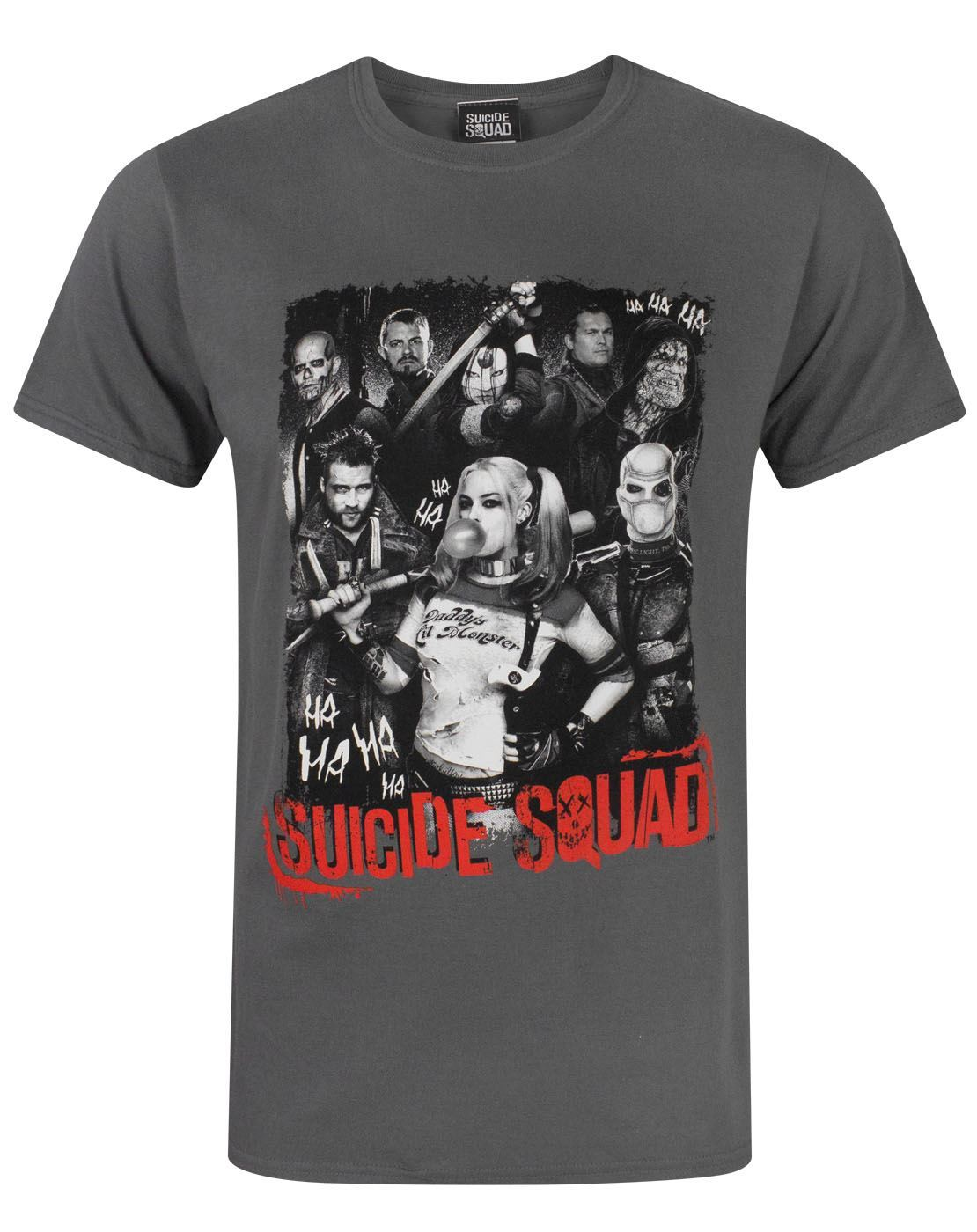 Official Suicide Squad Joker Icon T-Shirt