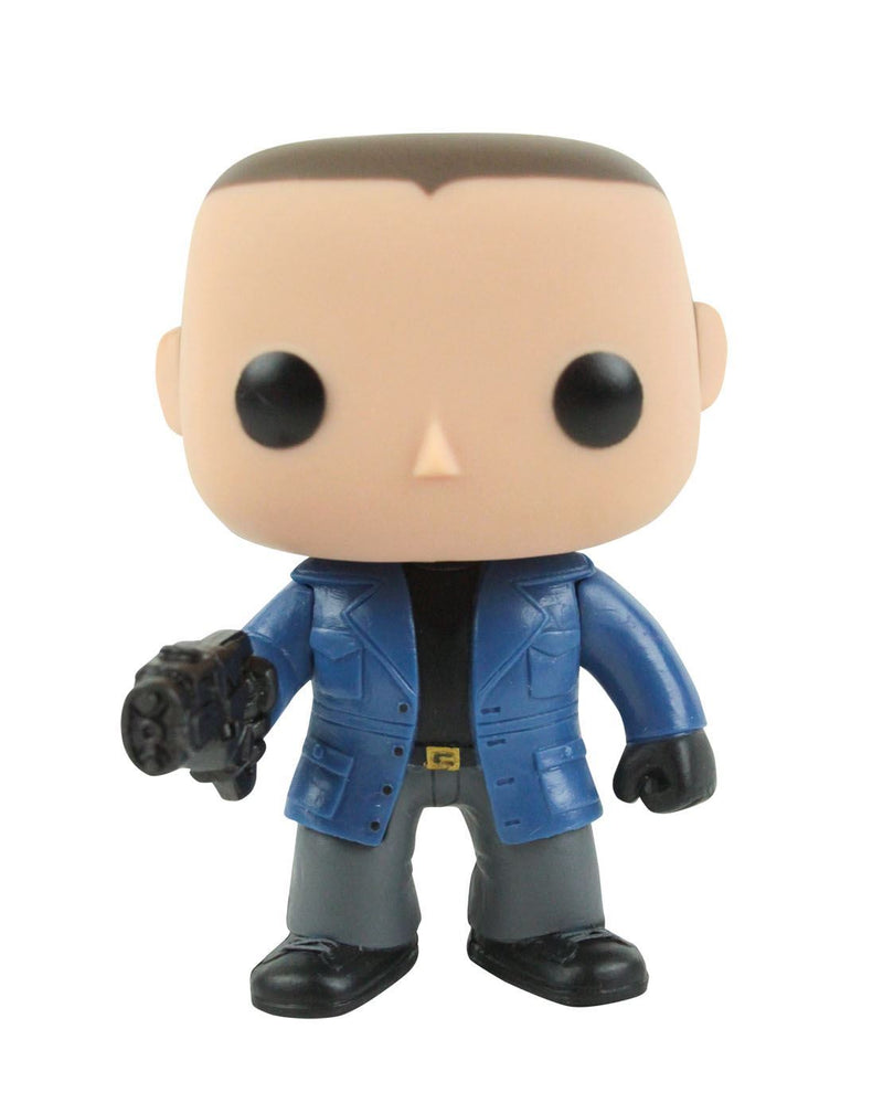 Funko Pop! Flash TV Captain Cold Unmasked Exclusive Vinyl Figure