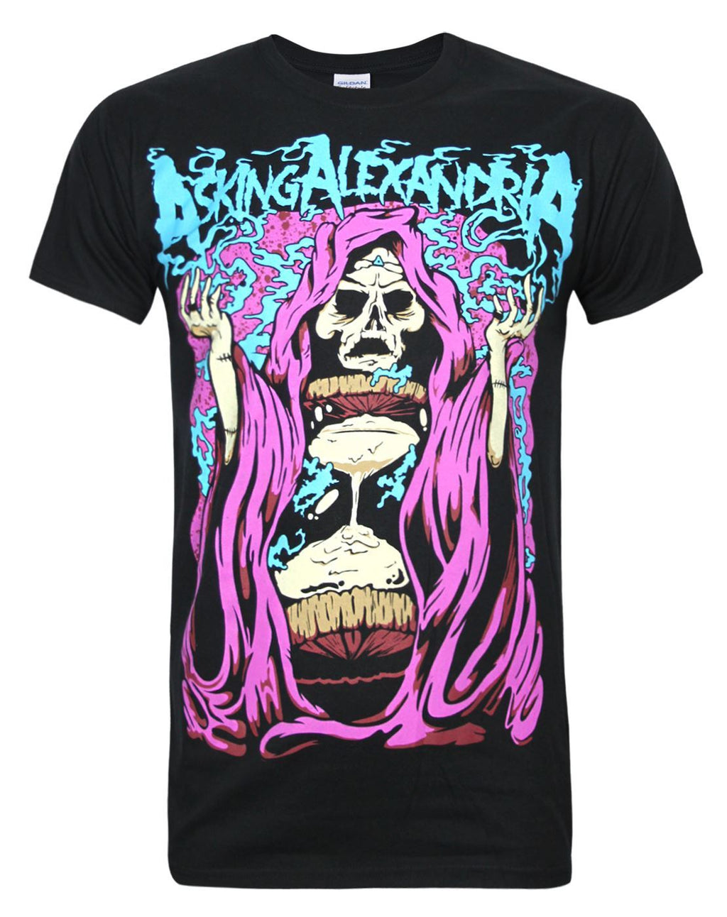 Asking Alexandria Ghoul Men's T-Shirt