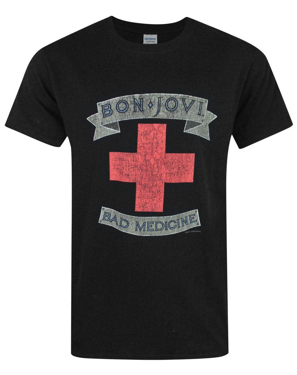 Bon Jovi Bad Medicine Men's T-Shirt