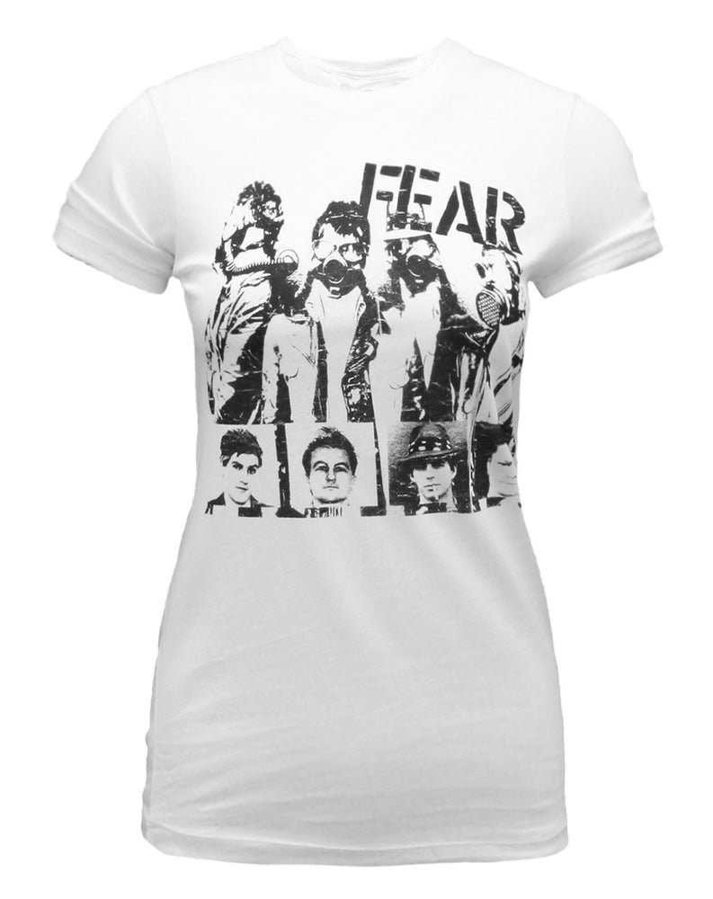 Dirty Cotton Scoundrels Fear Masks Women's T-Shirt