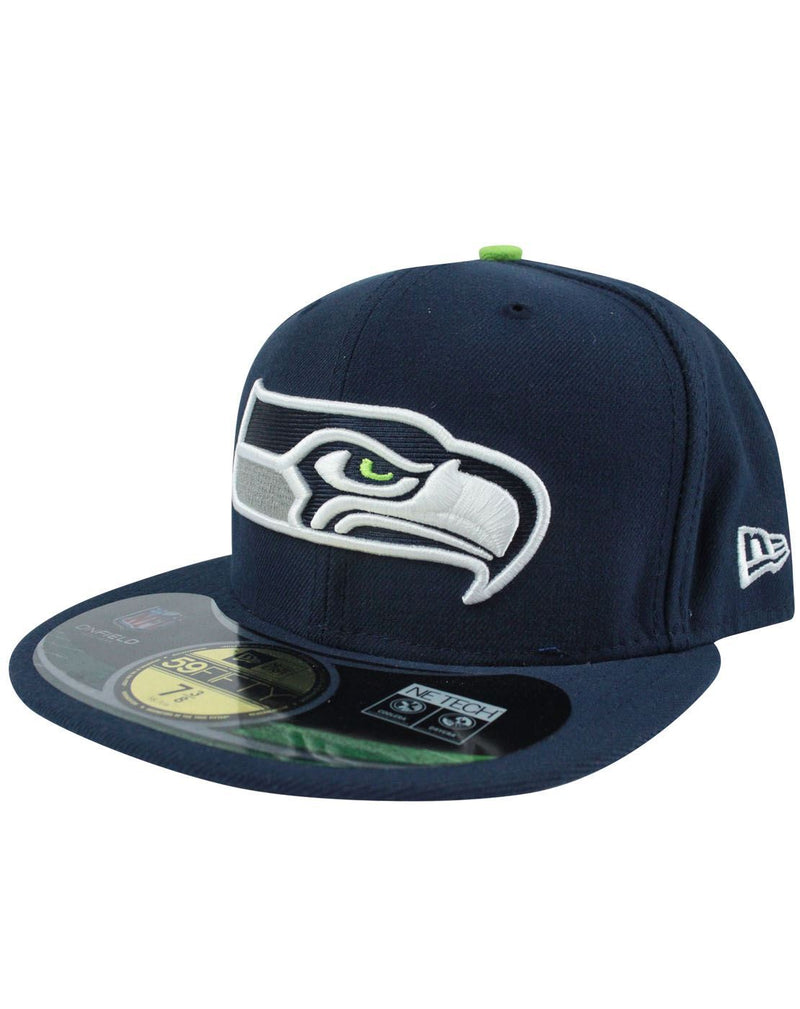 New Era 59Fifty NFL Seattle Seahawks Cap 019a06f72