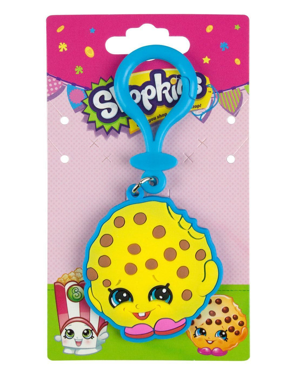 Shopkins Kooky Cookie Bag Tag