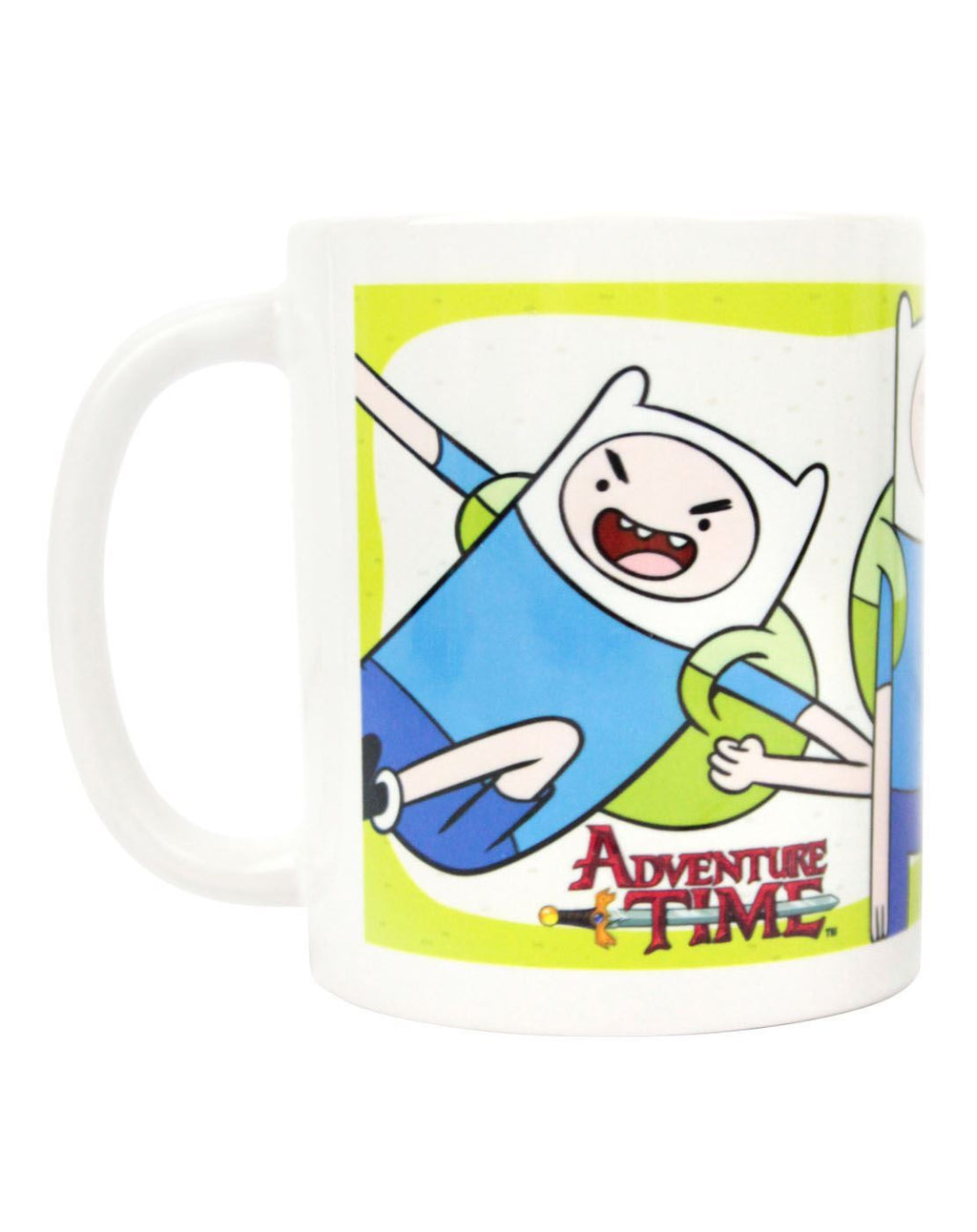 Adventure Time Finn Mug