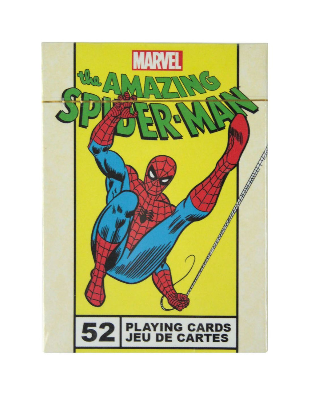 1e2ea5f00697 Amazing Spider-Man Playing Cards