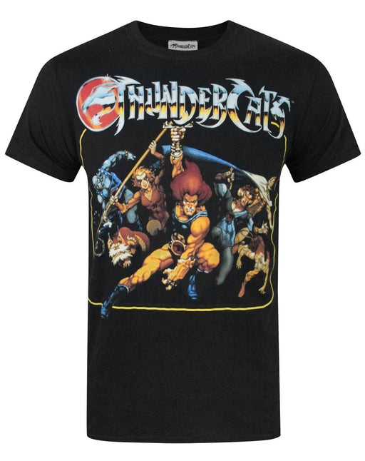 Thundercats Group Men's T-Shirt