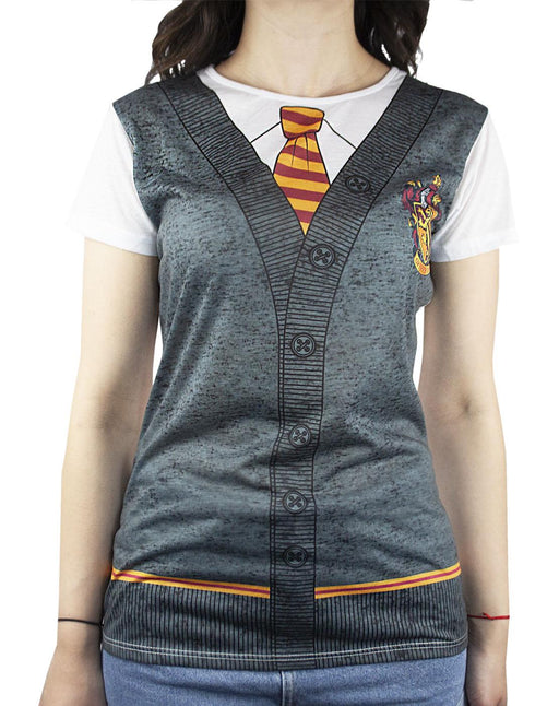 Shop Harry Potter Gryffindor Costume Womens T-Shirt