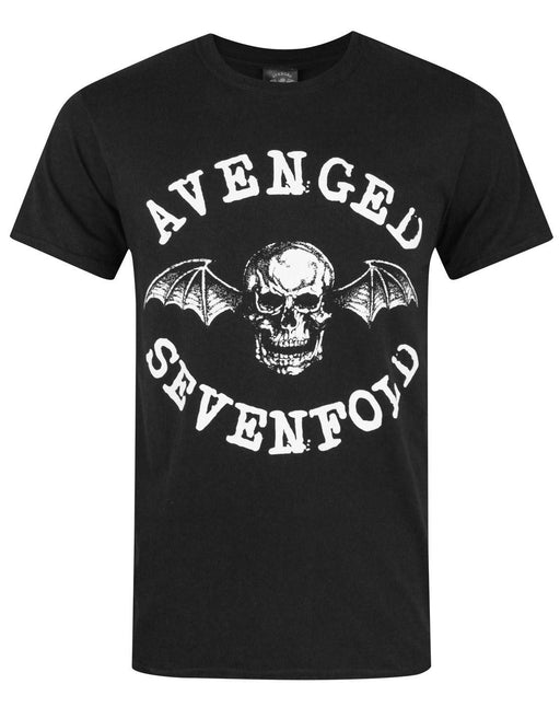 Avenged Sevenfold Classic Deathbat Men's T-Shirt