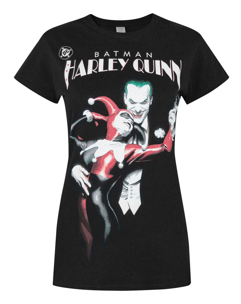 Batman Harley Quinn Women's T-Shirt