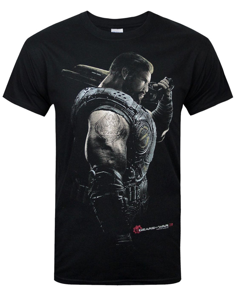 Gears of War 3 Solider Men's T-Shirt