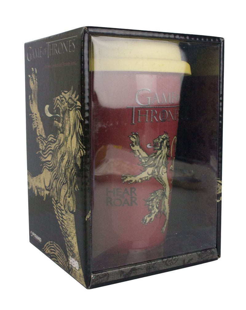 Game Of Thrones House Lannister Travel Mug