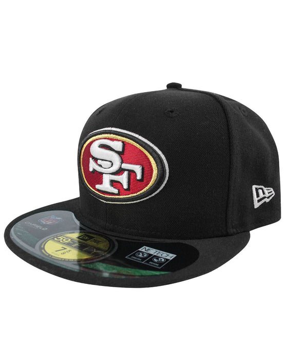 sneakers for cheap 992ba 2e4f6 New Era 59Fifty NFL Onfield San Francisco 49ers Cap — Vanilla Underground