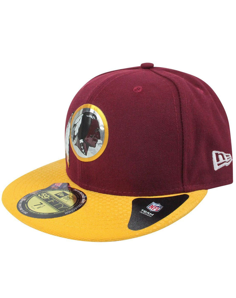New Era 59Fifty NFL Washington Redskins Draft Cap dbf723b52