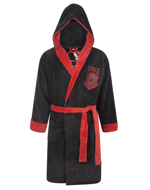 Star Wars Kylo Ren Hooded Dressing Gown
