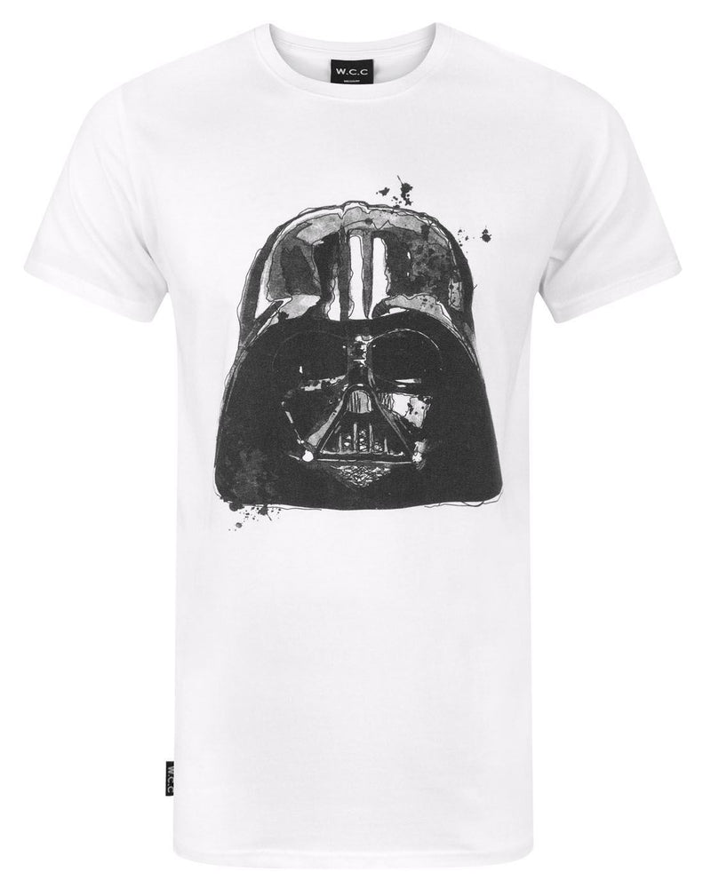 W.C.C Star Wars Darth Vader Unisex Longline T-Shirt