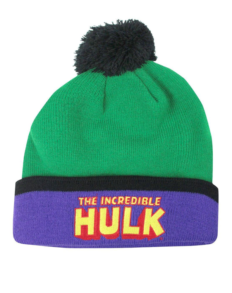 Hulk Retro Original Bobble Hat