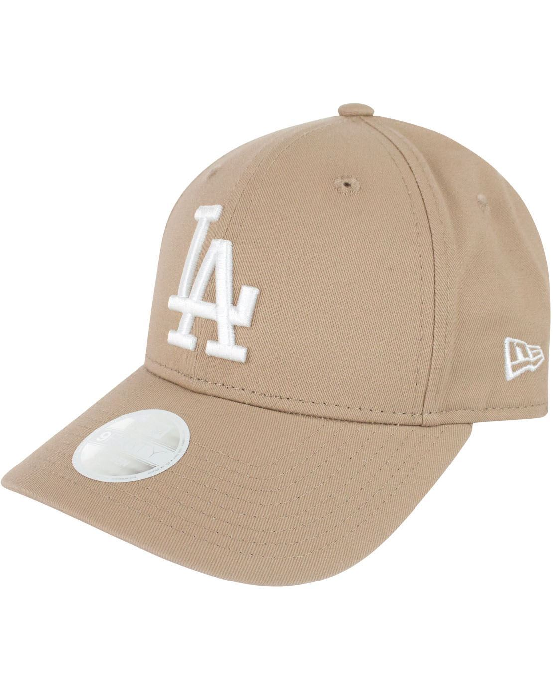New Era MLB Los Angeles Dodgers Heather Hype 9FIFTY Snapback Official Team Color
