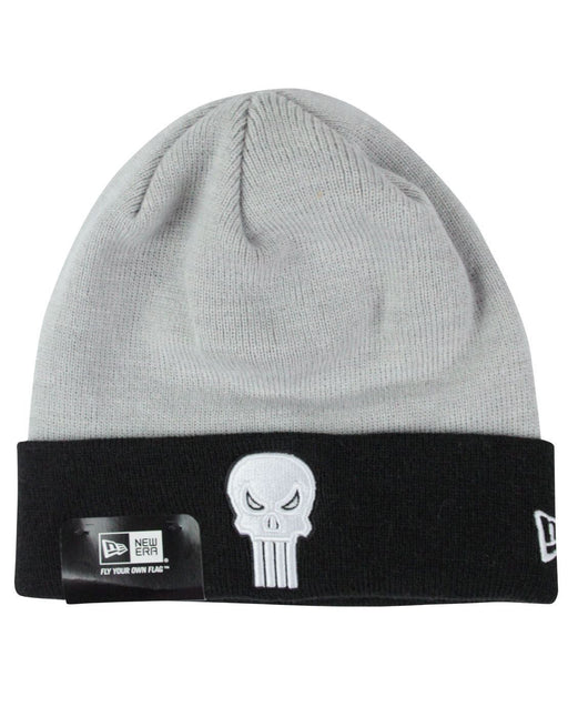 New Era Punisher Heather Crown Knit Hat