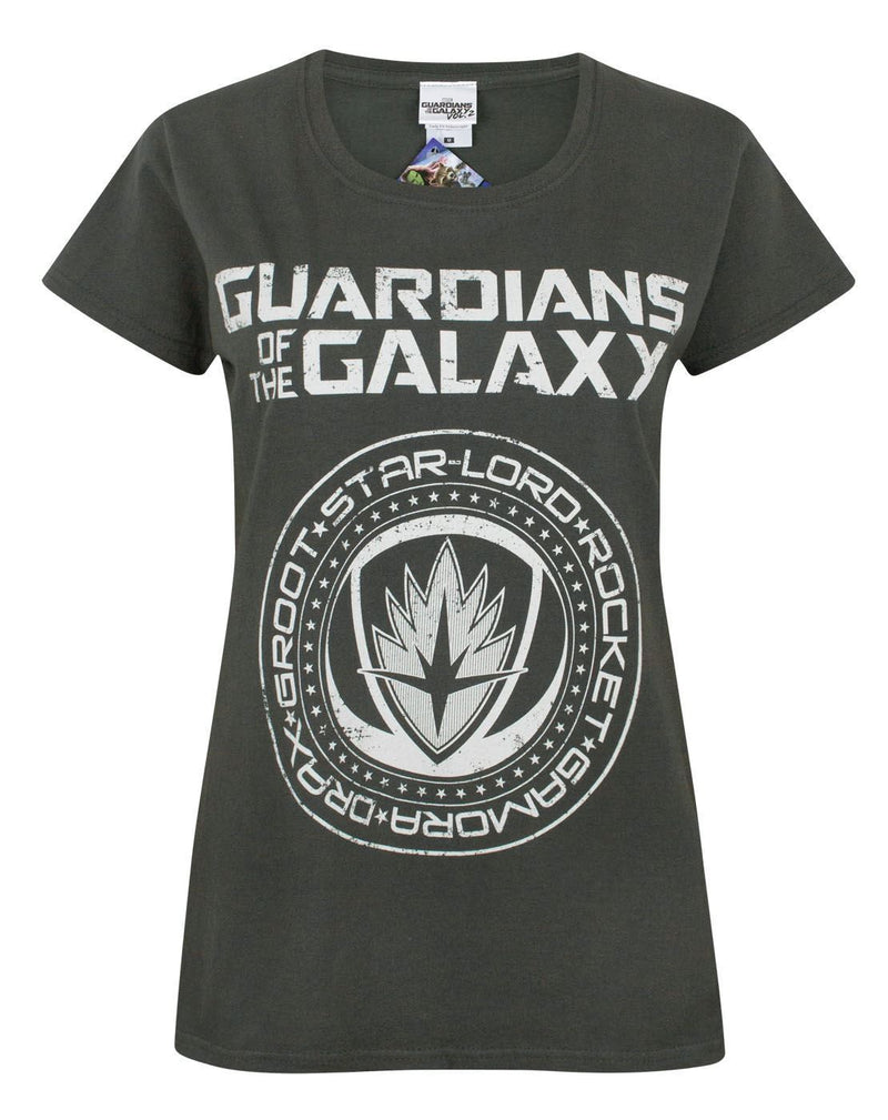Guardians of the Galaxy Vol 2 Crest Women's T-Shirt