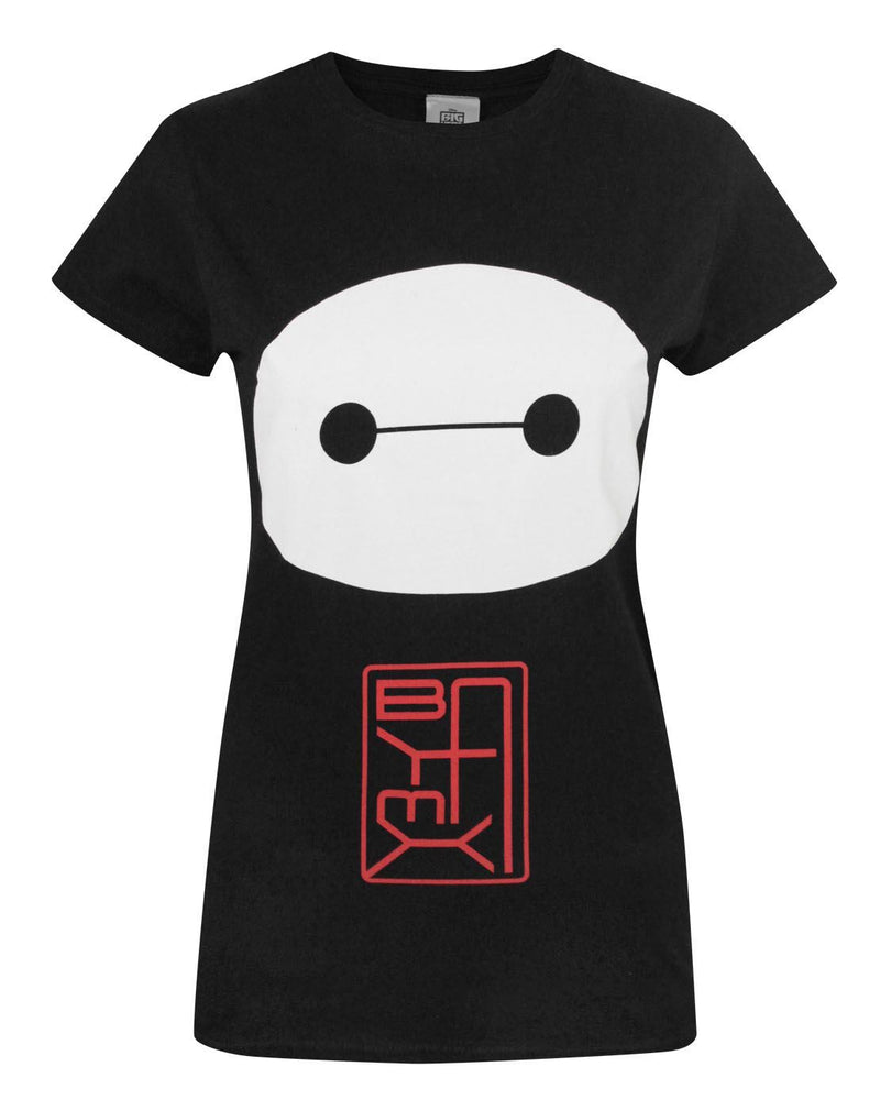 Big Hero 6 Baymax Face Women's T-Shirt