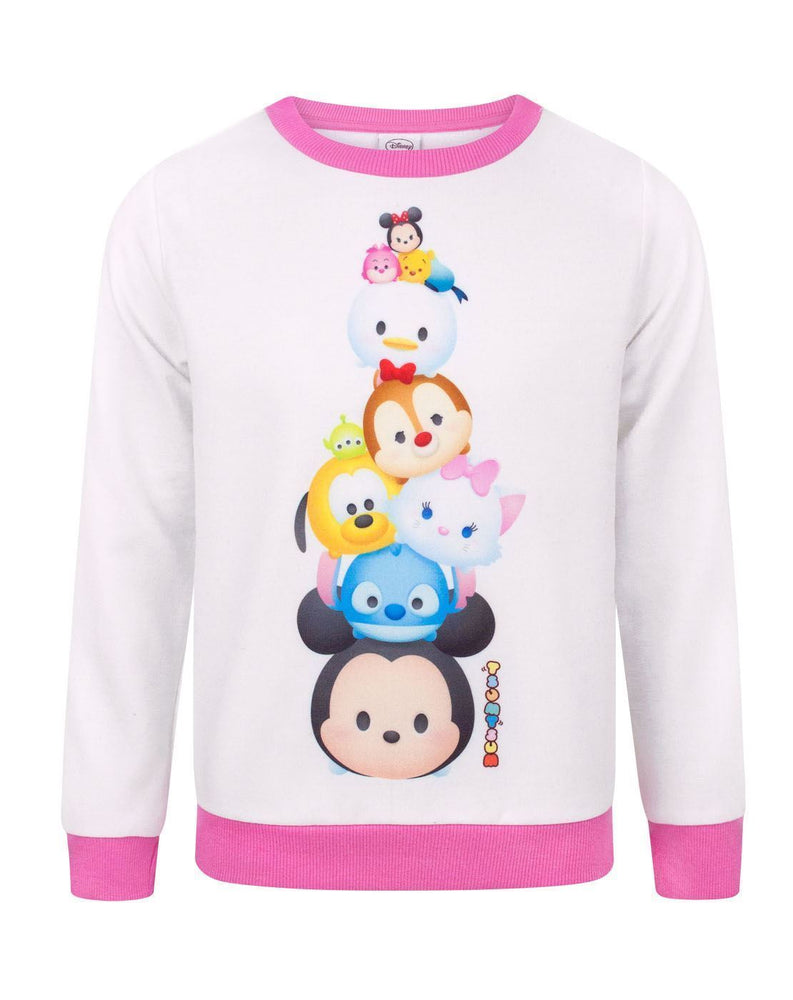 Disney Tsum Tsum Girl's Sweatshirt