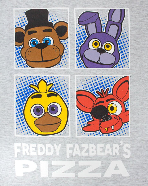 Five Nights At Freddy's Panels Boy's Pyjamas