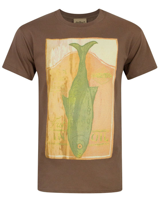 Boxtrolls Fish Men's T-Shirt