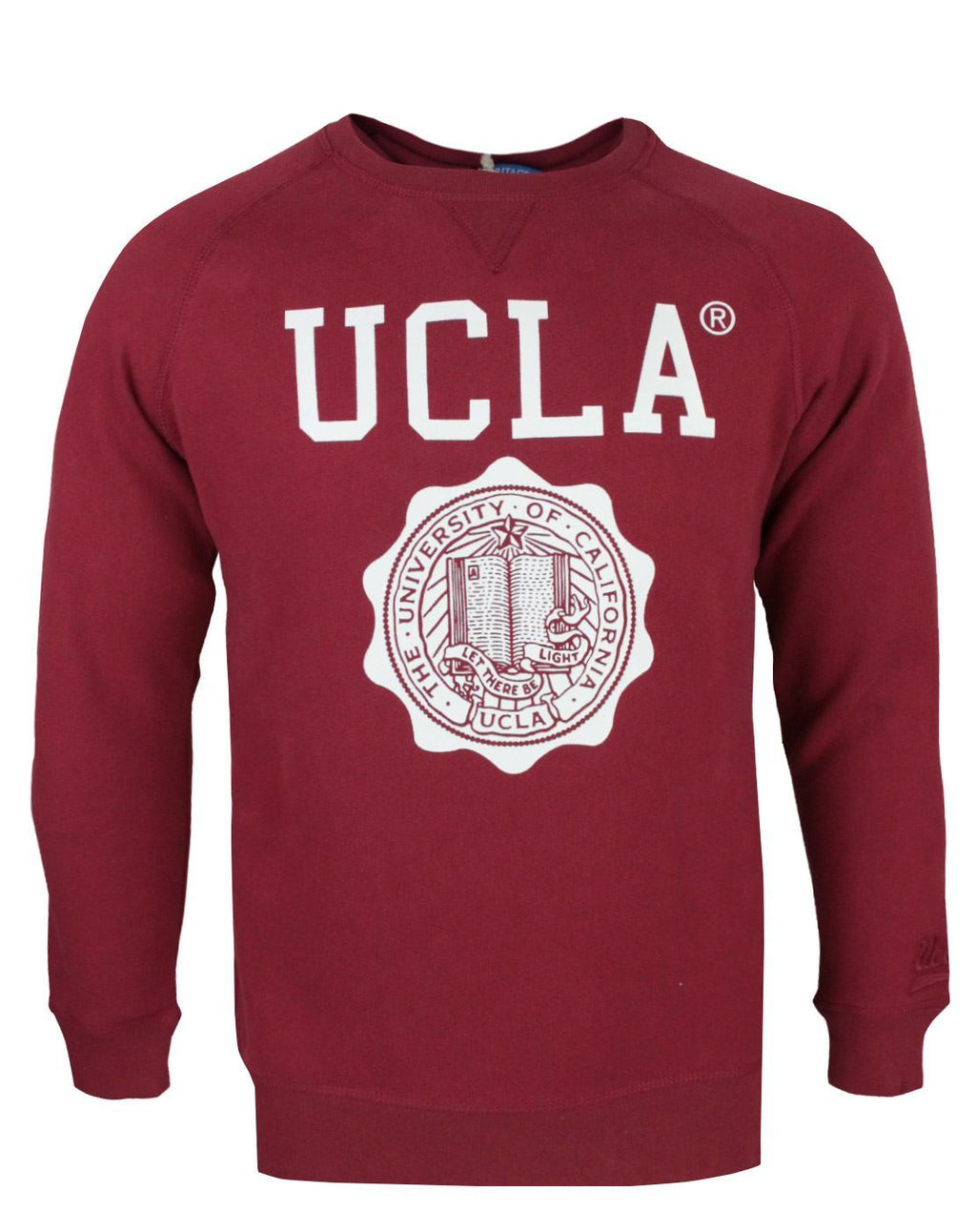 UCLA Lauther Crest Men's Sweater
