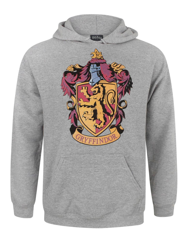 Harry Potter Gryffindor Crest Men's Hoodie