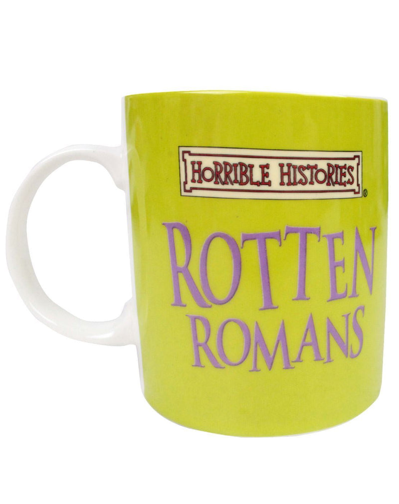 Horrible Histories Rotten Romans Mug