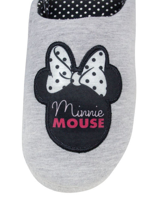 Disney Minnie Mouse Women's Slippers