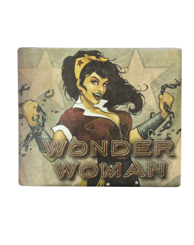 DC Bombshells Wonder Woman Exclusive Wallet