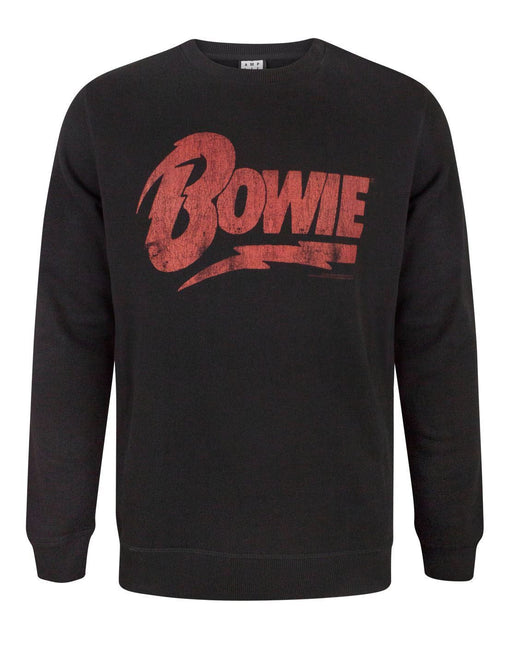 Amplified David Bowie Logo Men's Sweatshirt