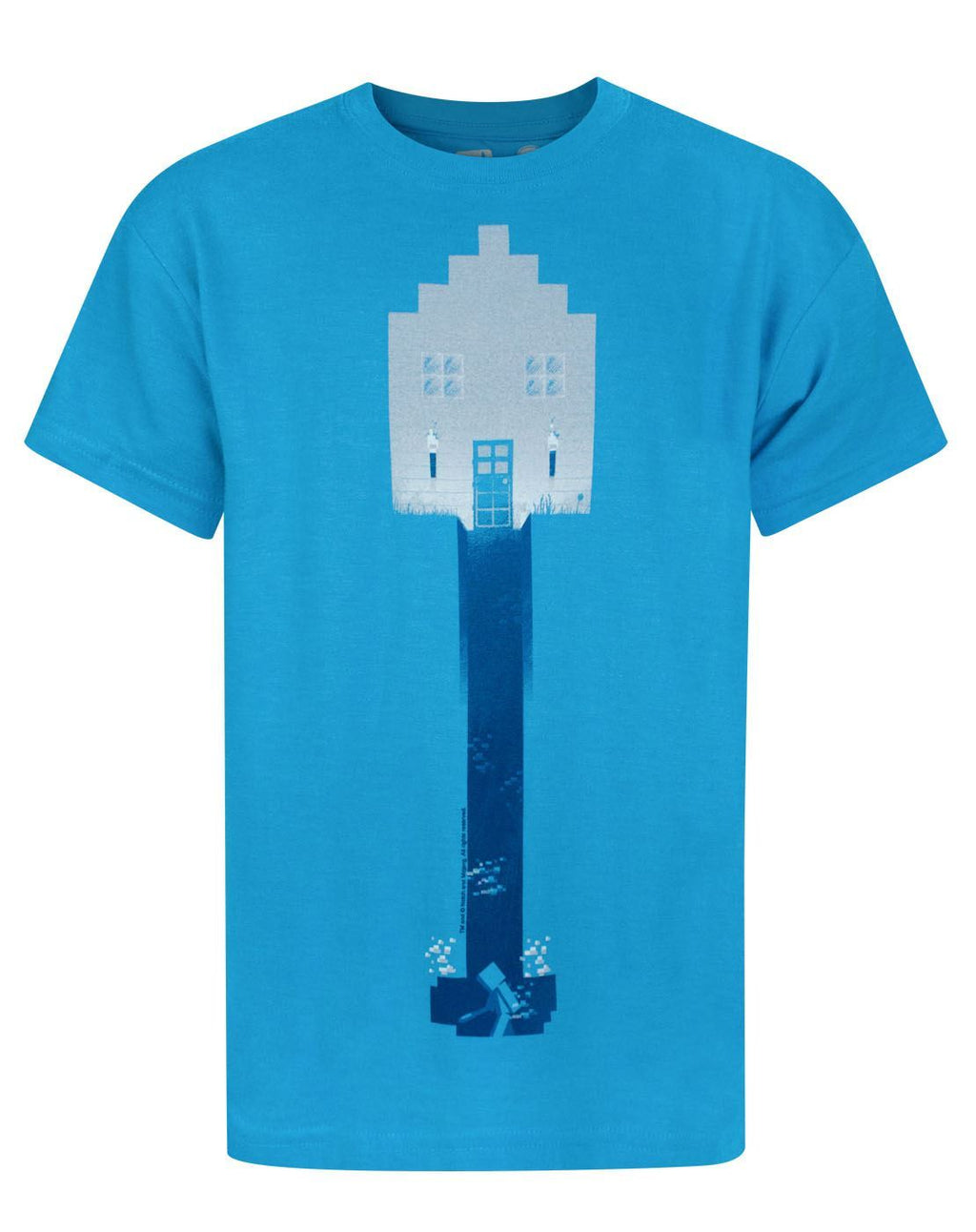 Minecraft Shovel Boy's T-Shirt