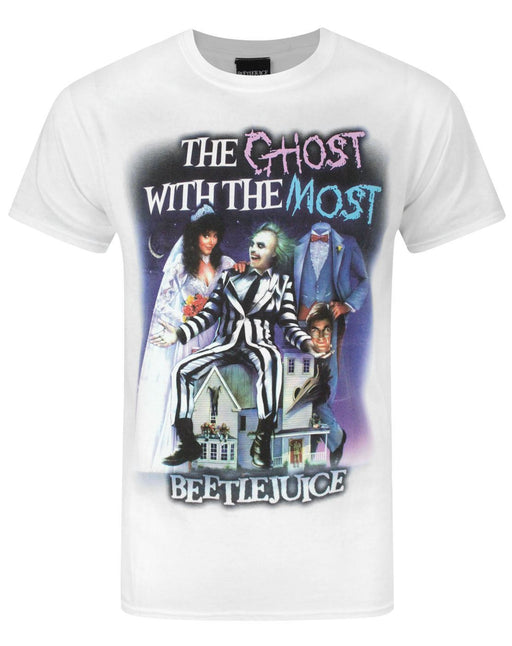 Beetlejuice Ghost With The Most Men's T-Shirt
