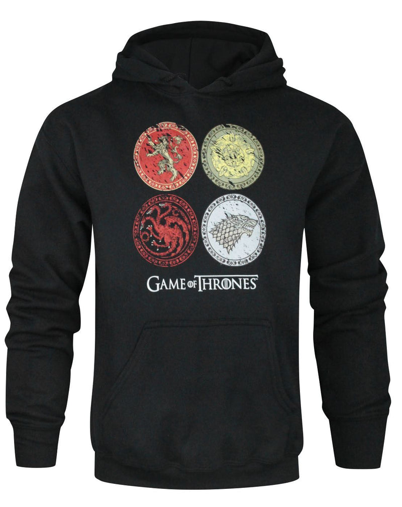 Game Of Thrones House Crests Unisex Hoodie