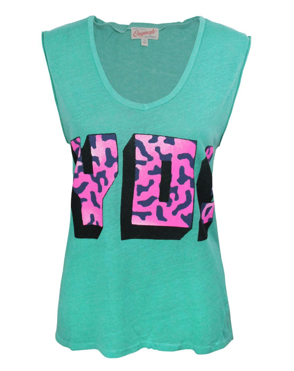 Junk Food Yo Women's Vest