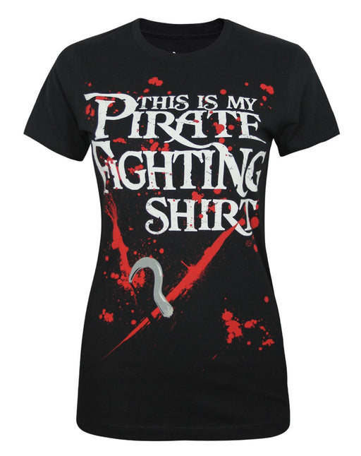 Goodie Two Sleeves Pirate Fighting Women's T-Shirt