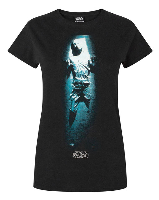 Star Wars Han Solo Carbonite Women's T-Shirt