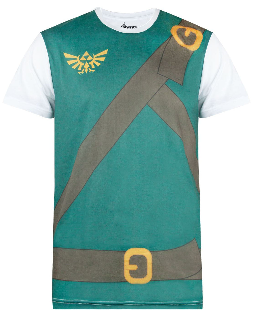 The Legend Of Zelda Classic Costume Mens T-Shirt