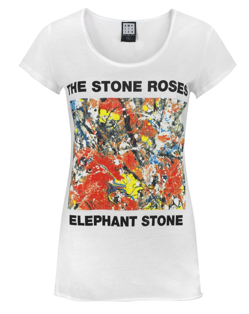 Amplified Stone Roses Elephant Stone Women's T-Shirt