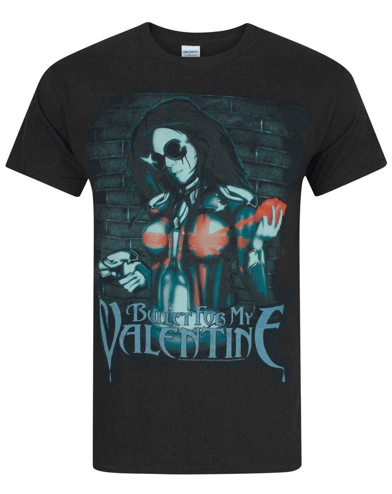 Bullet For My Valentine Armed Men's T-Shirt