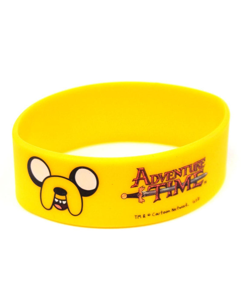 Adventure Time Jake Wristband