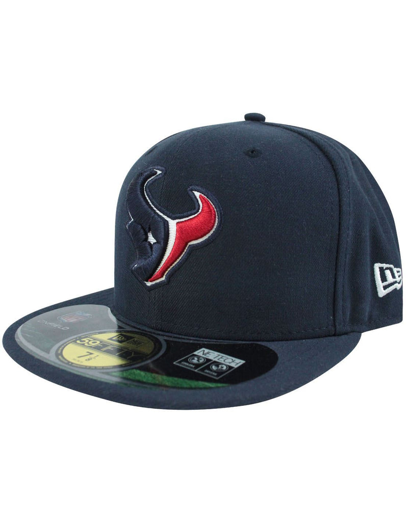 ac0f2b921d0 New Era 59Fifty NFL Houston Texans Cap – Vanilla Underground